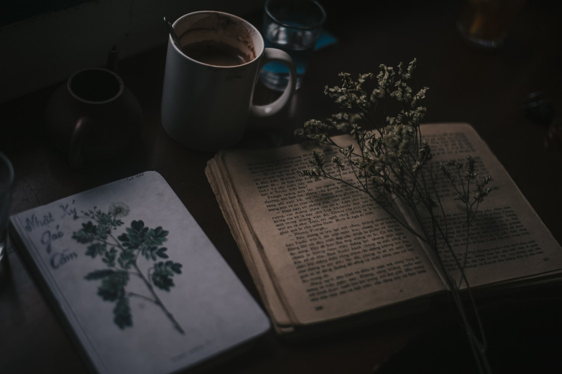 Organizing Thoughts and Ideas When Writing Poems